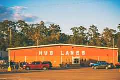 Come In and Bowl With the Best (Thomas Hawk) Tags: america hattiesburg hublanes mississippi usa unitedstates unitedstatesofamerica bowling fav10
