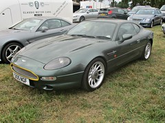 43 Aston Martin DB7 (1998) (robertknight16) Tags: astonmartin british 1990s db7 chateauimpney s105ngf