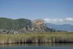 Hill of Kaunos (Vjekoslav1) Tags: dalyan caunos kaun kaunos caria karija asiaminor malaazija turska turkey asia türkiye estuary estuarij