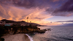_DSC4697-2 (exceptionaleye) Tags: availablelight exceptionaleye southerncalifornia sonyphotographing sony ilce7m2 variotessartfe41635 16~35 beach coast coastalview sunset cloudssunset clouds shoreline shore california zeiss pacificocean pacific ocean ngc carlzeiss