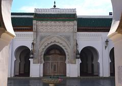 Bou Inania Madrasa, Fès, Morocco, January 2019 D810 936 (tango-) Tags: madrasa fez fes bouinania morocco maroc 摩洛哥 marruecos марокко المغرب