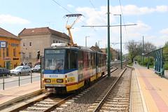 2015-04-20, Szeged, Kálvária Tér (Fototak) Tags: tram strassenbahn szeged hungary tatra kt4 ligne3 205
