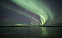northertnlight 5 5.11.2018 (Hotel Korpikartano) Tags: auroraborealis northernlights nordlicht menesjarvi korpikartanofi hotelkorpikartano inarilapland laplandfinland lappi