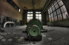 ppfisheye4 (Geert Orange_Crush VP) Tags: abandoned urbanexploring industry