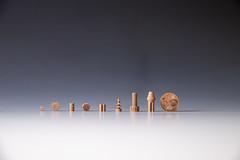 3D-printed ceramic parts made from lunar regolith (europeanspaceagency) Tags: esa europeanspaceagency space universe cosmos spacescience science spacetechnology tech technology 3dprinted ceramic urbanproject