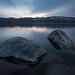 ABOVE THE SURFACE (pidalaphoto) Tags: hudsonhighlands plumpointpark calm peaceful water mountains newyork hudsonriver clouds lateautumn river tranquil sunrise rocks highcloud newwindsorny hudsonvalley
