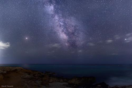 Via làctia Formentera