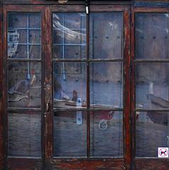 REFLEXES A LA PORTA (Joan Biarnés) Tags: calelladepalafrugell costabrava baixempordà porta puerta reflexes reflejos 285 panasonicfz1000