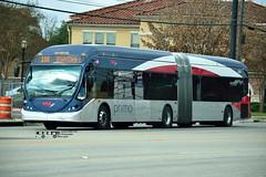 958 100 (5) PRIMO-Dwtn (transit addict 327) Tags: viametropolitantransit bus nikon d5300 55300mmlens 2019 northamericanbusindustries nabi 60brt brt busrapidtransit primo articulated