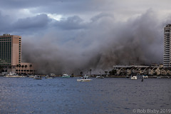 CityHallImplosion-1-20-19-1147 (RobBixbyPhotography) Tags: florida jacksonville demolition downtown implosion