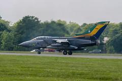 Tornado GR.4A ZA401 - XIII Squadron RAF Marham (stu norris) Tags: tornadogr4a za401 xiiisquadron rafmarham panaviatornado bigginhill airshow aviation coldwar raf bigginhillairfair