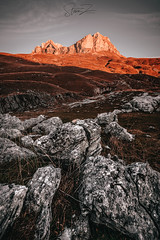 Sedlo, Durmitor (szugic) Tags: sedlo durmitor zabljak nature mountains peaks crnagora nationalpark rocks sunset