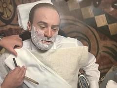 Dal mio barbiere (Emilio a Roma) Tags: barbershop capelli barba barbiere