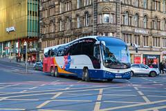 54141 YX63NEO Stagecoach Fife (busmanscotland) Tags: 54141 yx63neo stagecoach fife yx63 neo volvo b13rt plaxton elite