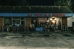 Our Prices Don't Suck... (3rd-Rate Photography) Tags: vacuum vacuumcleaner store storefront building inventory jacksonville arlington florida sony a6300 3rdratephotography earlware 365