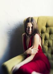 *** (Valentyn Kolesnyk (ValeKo)) Tags: pentax people portrait light line lensbaby 35mm sweet k3 woman mood pentaxflickraward