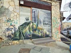 "👤 ""Edge Watcher"" - Florentin, Tel-Aviv - [ISRAEL] (Vagabundler) Tags: graffitiart telaviv israel streetart graffiti graffitiwall grafflife"