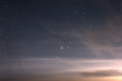 Antares Region (BenedekM) Tags: antares lights galaxy stars milky way summer night nightsky long exposure photogrpahy nikon d3200 50mm f18 astro astrophotography slovakia clouds
