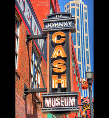 Johnny Cash Museum sign - Downtown Nashville, Tennessee (J.L. Ramsaur Photography) Tags: tennesseehdr hdr worldhdr hdraddicted bracketed photomatix hdrphotomatix hdrvillage hdrworlds hdrimaging hdrrighthererightnow sign signage it'sasign signssigns iloveoldsigns oldsignage vintagesign retrosign oldsign vintagesignage retrosignage iseeasign signcity neonsign jlrphotography nikond7200 nikon d7200 photography photo nashvilletn middletennessee davidsoncounty tennessee 2018 engineerswithcameras musiccity photographyforgod thesouth southernphotography screamofthephotographer ibeauty jlramsaurphotography photograph pic nashville downtownnashville capitaloftennessee countrymusiccapital tennesseephotographer sobro johnnycashmuseum johnnycash cashmuseum museum johnnycashmuseumsign