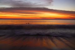 Sunset mood at Khuk Khak Beach (VintageLensLover) Tags: sonnenuntergang sunset wellen meer thailand khukkhakbeach strand natur outdoor urlaub