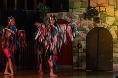 _DSC0435 (Carlo Granisso) Tags: musical church chiesa teatro theatre actor actress jesus sanfrancesco piece mask forzavenitegente maddalena altare animals animali ballo dancing bw blackandwhite torino turin nikon d7500 nikond7500