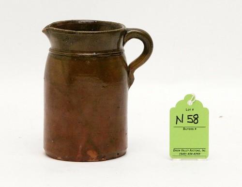 Round Hill Pottery, Winchester, Va. ($280.00)