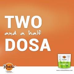 Rishta Idli Dosa Batter (Rishta) Tags: rishta batter crispy dosa hunger food foodie guess sambar chutney southindia cuisine rishtafoods