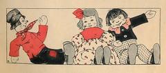sijtje  Aafjes  Nieuwe oogst voor de kleintjes 1925, ill pg  43 (janwillemsen) Tags: sijtjaafjes bookillustration 1925 schoolbook childrensbook