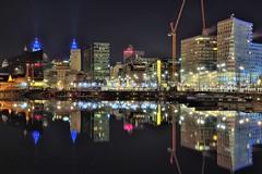 Liverpool City Reflections (Jason Connolly) Tags: tamron tamron2470mm nikon nikond750 liverpool salthousedock liverpoolmerseyside