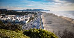 Ocean Beach (Mr_Andre) Tags: bayarea beach california greathighway ocean oceanbeach sanfrancisco sand sunset unitedstatesofamerica us