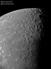 Luna 2019-03-14 - 21:54 T.U. (karaguebo) Tags: astrophotography moon luna astrophoto astro astronomy bresser zwo asi178mm astrofotografía astronomía skywatcher