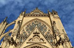 La cathédrale Saint-Etienne de Metz (fa5962) Tags: grandest lorraine metz paysmessin lepaysmessin cathédrale saintetienne france frédéricadant adant eos760d canon