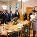 Besøk av Benins president