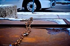 Winterrust (TwinCitiesSeen) Tags: chain rust saintpaul twincities twincitiesseen minnesota canon6d tamron2875mm