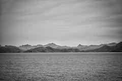 Chain of mountains (BlossomField) Tags: mountain sea kjerringøy nordland norwegen nor