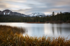 Manzanita Lake (brianrobertsphoto) Tags: long exposure mt lassen manzanita lake sunrise