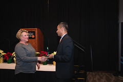 College of Engineering, Computing and Applied Sciences Staff Awards Luncheon 12/6/18 (Clemson University) Tags: award cecas engineering luncheon madren science staff awards college computing applied sciences technical administrative