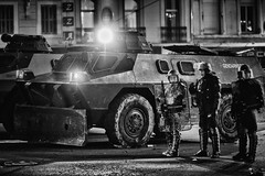 The last battle today ? (JM@MC) Tags: marseille provence protest police streetphotography