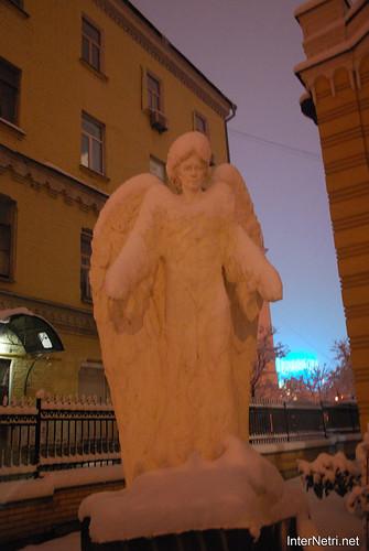 Засніжений зимовий Київ 434 InterNetri.Net Ukraine