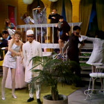 Cocktail Party Scene (Judy Carne & Arte Johnson in Foreground), Rowan & Martin's Laugh-In, 1968 thumbnail