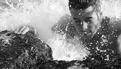 Pawel for Adon (tim_asato) Tags: timasato pawelattig marytorres male model modelo masculino masculine water ocean oceano mar sea rocks rock hunk trunk jock stud hot sexy sex muscle musculo pecs portrait retrato scruff hombre man men chico boy handsome guapo