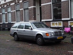 MERCEDES BENZ 300 TE 4 MATIC 71-ZN-RP 1992 / 2008 Deventer (willemalink) Tags: mercedes benz 300 te 4 matic 71znrp 1992 2008 deventer