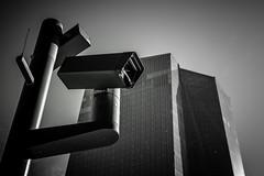 Visiting ECB 1 (bachmanns1977) Tags: ezb frankfurt hochhäuser skyline
