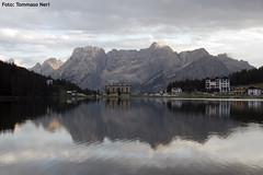 Gruppo del Sorappis dal lago di Misurina (tomsneri) Tags: misurina lagodimisurina dolomiti sorappis