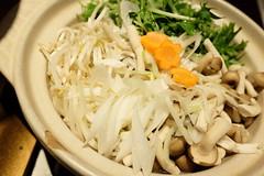 牡蠣鍋 酒粕味噌仕立て (HAMACHI!) Tags: tokyo 2018 japan ueno oysterbar diningrestaurant izakaya 佐渡島へ渡れ上野店 牡蠣鍋 酒粕味噌仕立て