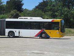 Bus 3331 parked on the side of Mt Barker Rd, Verdun (RS 1990) Tags: scania l94ua bus 3331 volgren southlink adelaide southaustralia friday 9th november 2018 verdun mtbarkerrd