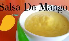 Salsa de mango casera,receta fácil de salsa deliciosa (tone_michel) Tags: recetas de cocina