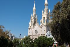 Retiring (Dominic Sagar) Tags: amy arlen cathedral felsen friends sanfrancisco clean limestone california unitedstates us