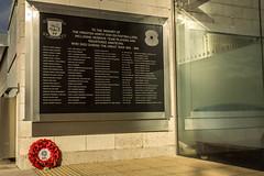 The Great War (WW1) Memorial (Gary S Bond) Tags: great britain preston north end united kingdom 2018 a65 alpha autumn city deepdale england football footy ground lancashire october shabbagaz sony stadia stadium west greatbritain prestonnorthend unitedkingdom