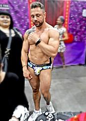 DSCN1163 (danimaniacs) Tags: rupaulsdragcon shirtless hunk man guy beard scruff underwear bulge